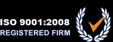 ISO 9001 :2008 REGISTERED FIRM